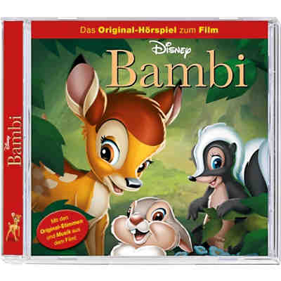 CD Walt Disney Bambi