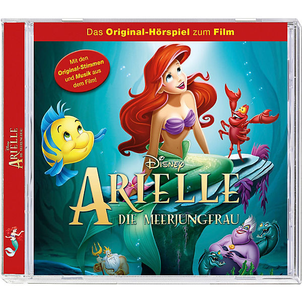 Arielle Die Meerjungfrau Original Film