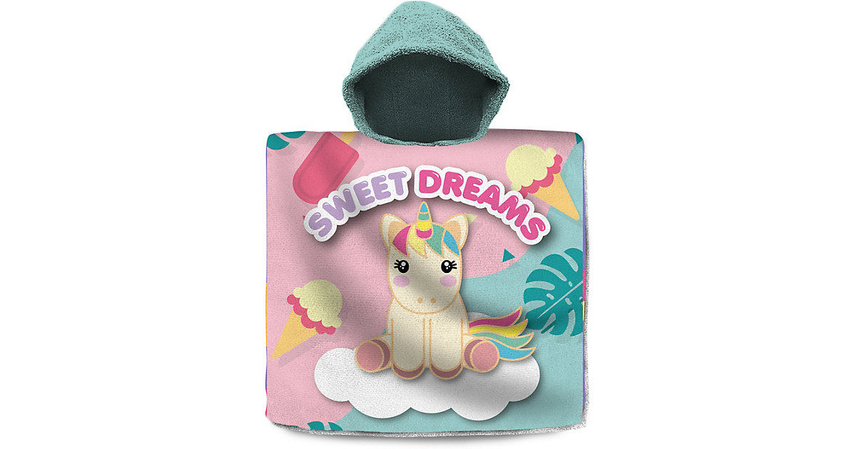 Sweet Dreams Badeponcho Gr. one size