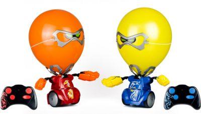 ROBO KOMBAT Balloon Puncher Red/Yellow gelb/rot