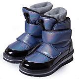 Утепленные ботинки Jog Dog Terren