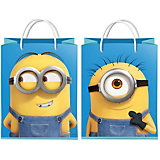 Пакет подарочный ND Play Minions 2, большой, 10 шт