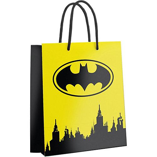 Пакет подарочный ND Play Batman, большой, 10 шт от ND Play