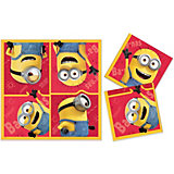 Салфетки бумажные трехслойные ND Play Minions 2, 12 шт