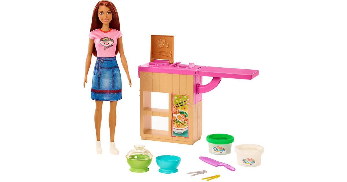 Barbie Pasta-Spielset und Puppe (brünett)   Kinderzimmer > Spielzeuge > Puppen   Mattel