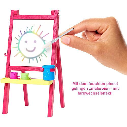 Кукла Barbie из серии «Кем быть?» Учительница рисования от Mattel