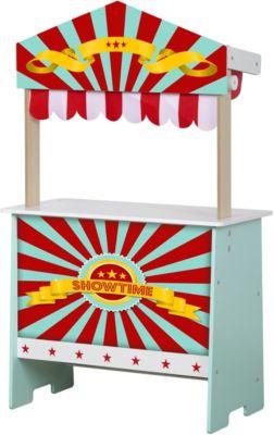 Play Shop 2 in 1- Kaufladen & Kasperle-Theater von JOHN