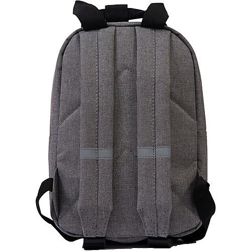 Рюкзак NHL, 20х13х29 см - серый