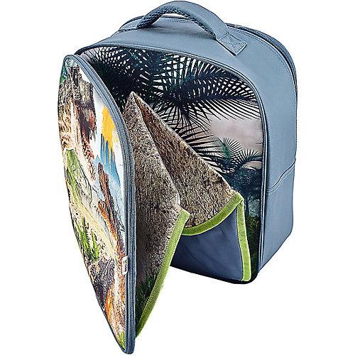 "Рюкзак Mojo Animal Planet ""Остров Динозавров"", 31х14,5х37 см - разноцветный от Mojo"
