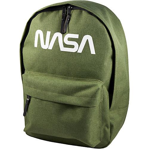 Рюкзак NASA, 38х28х13 см - olive