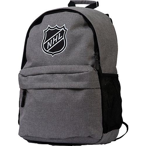Рюкзак NHL, 30х16х44 см - серый