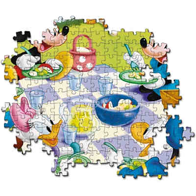 Puzzle 104 Teile -  Play for Future - Mickey Mouse