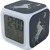 Часы-будильник Единорог с подсветкой №5