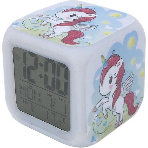 Часы-будильник Единорог с подсветкой №15