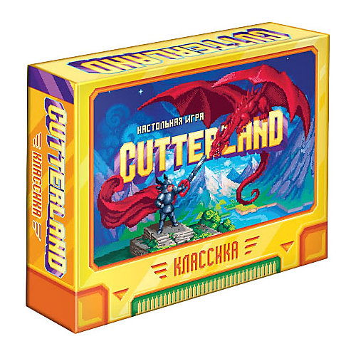 Дополнение к настольной игре Cutterland Hobby World Cutterland. Классика от Hobby World