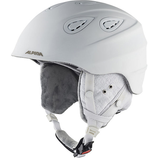 Skihelm Grap 2.0 LE white diamonds