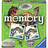"""Настольная игра Ravensburger """"Мемори: динозавры"""""""