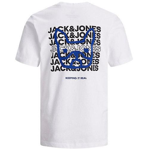 Футболка Jack & Jones Junior - белый от JACK & JONES Junior