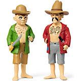 Набор кукол Micki для домика Пеппи Длинный чулок Пираты