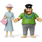 Набор кукол Micki для домика Пеппи Длинный чулок Капитан и мисс