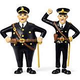 Набор кукол Micki для домика Пеппи Длинный чулок Полицейские