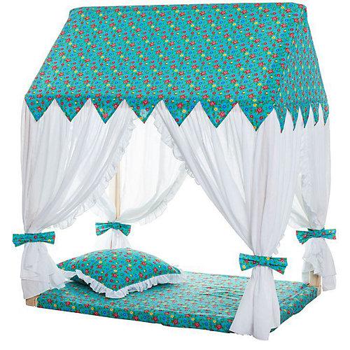 """Игровой домик-палатка Paremo """"Дворец Жасмин"""" с пуфиком от PAREMO"""