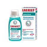 Ополаскиватель для полости рта Lacalut Sensitive, 300 мл