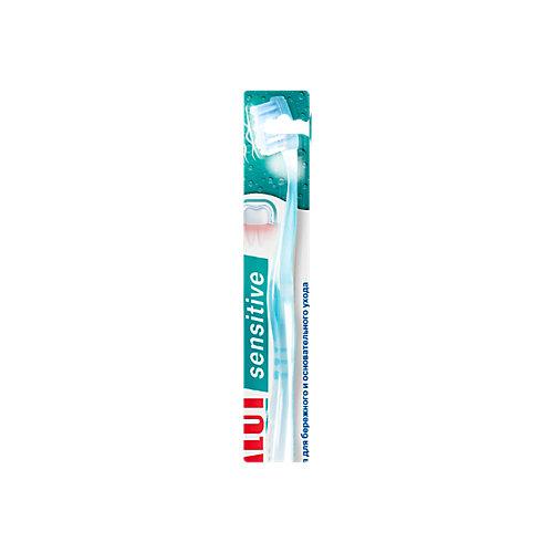 Зубная щетка Lacalut Sensitive, мягкая
