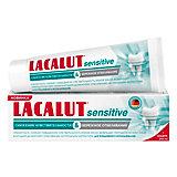 Зубная паста Lacalut Sensitive Снижение чувствительности и бережное отбеливание, 75 мл