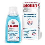 Ополаскиватель для полости рта Lacalut White, 300 мл