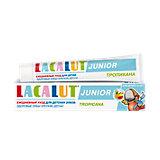 Зубная гель-паста Lacalut Junior Тропикана, от 8 лет, 75 мл