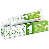 Зубная паста R.O.C.S. Uno Herbal Energy Энергия трав, 74 г