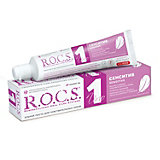 Зубная паста R.O.C.S. Uno Sensitive, 74 г