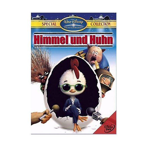 DVD Disneys Himmel & Huhn