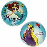 Мяч 1Toy Disney Принцессы Бэль и Золушка, диаметр 23 см