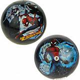 Мяч 1Toy Marvel Мстители Человек Паук, диаметр 15 см