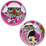 Мяч 1Toy LOL, диаметр 23 см