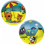 Мяч 1Toy Три кота, диаметр 23 см