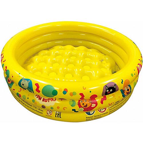 Надувной бассейн 1Toy Три Кота, 70х24 см от 1Toy