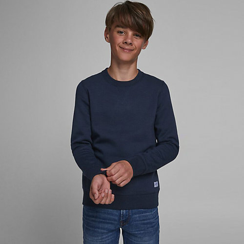 Свитшот Jack & Jones Junior - темно-синий от JACK & JONES Junior