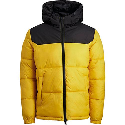 Утеплённая куртка Jack & Jones Junior - желтый от JACK & JONES Junior