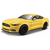 Машинка Maisto Ford Mustang GT 2015, 1:18