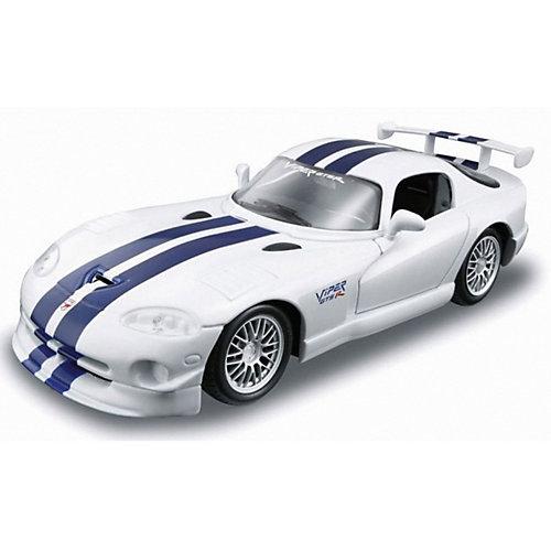 Машинка Maisto Dodge Viper GT2, 1:18 от Maisto