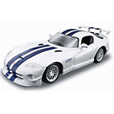 Машинка Maisto Dodge Viper GT2, 1:18