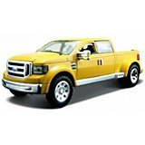 Машинка Maisto Ford Mighty F-350 Super Duty, 1:24