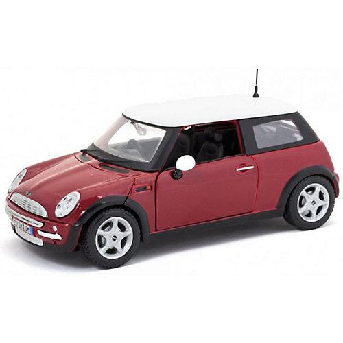 Машинка Maisto Mini Cooper, 1:24 от Maisto