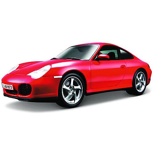 Машинка Maisto Porsche 911 Carrera 4S, 1:18 от Maisto