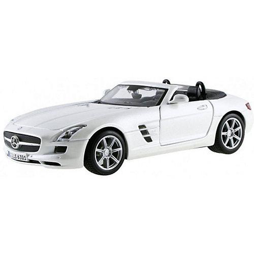 Машинка Maisto Mercedes-Benz SLS AMG Roadster, 1:24 от Maisto