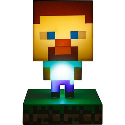 Светильник Paladone Minecraft Steve Icon Light от Paladone