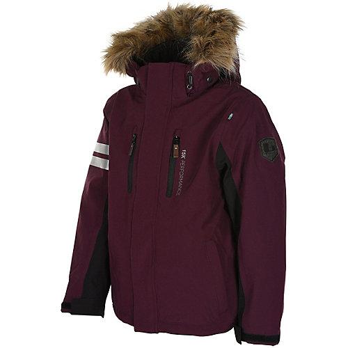 Утеплённая куртка Lindberg - сиреневый от Lindberg